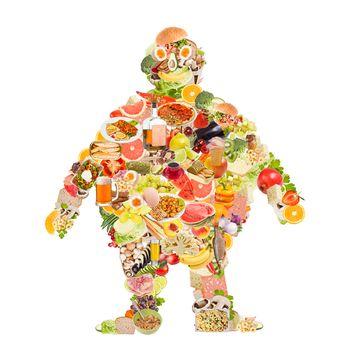 Obesity symbol