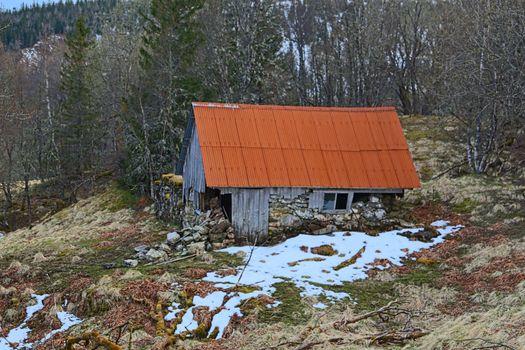 Husmannsplassen Lien i Velfjord