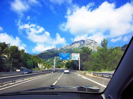 Road to Monaco