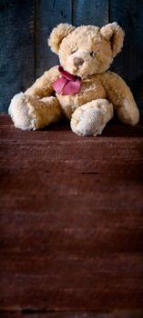 Cute Teddy Bear Bookmark