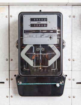 Watt hour electric meter measurement tool home