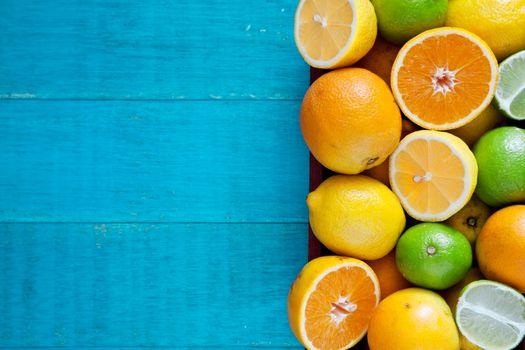 Healthy Citrus Fruits