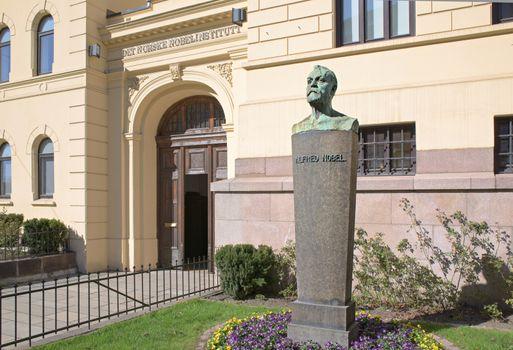 The Norwegian Nobel Institute in Oslo