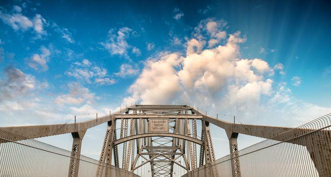 Sagamore Bridge, MA