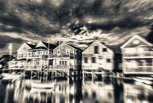 Nantucket Coast, Massachusetts