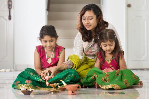 Celebrate Diwali festival