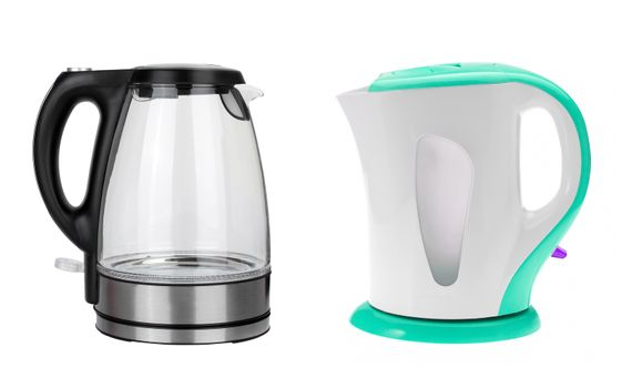 stainless electric kettles