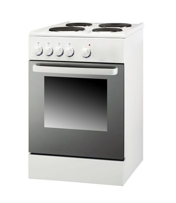 Electric cooker isolated