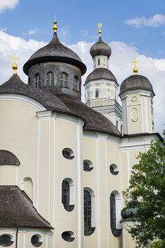 Pilgrimage church Maria Birnbaum