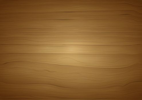Wooden Texture - Background Illustration, Vector