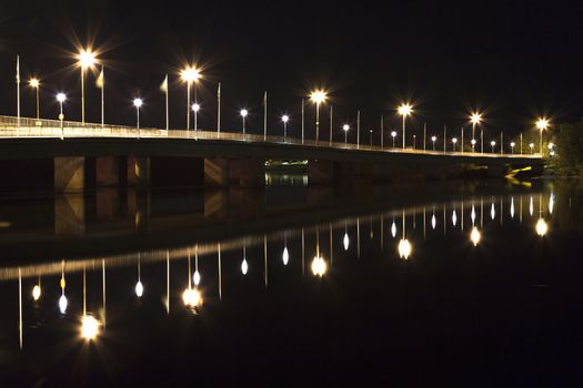 """The """"Church Bridge"""" in Umeå, Sweden"""