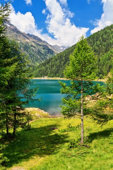 Trentino - lake Pian Palu
