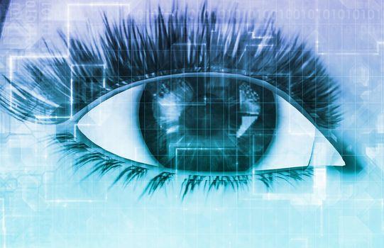 Cybernetic Eye