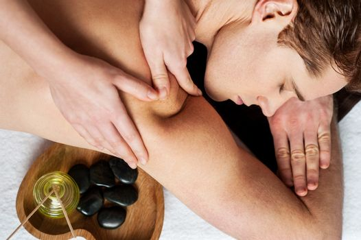 Massage make me more relax.