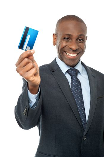 My new credit card.