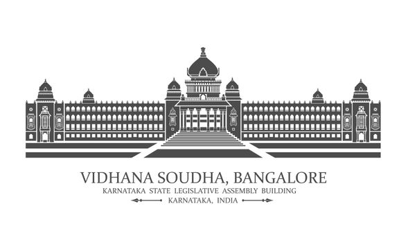 Bangalore Vidhana soudha