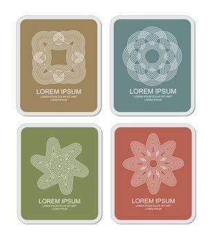 Four  classic design elements