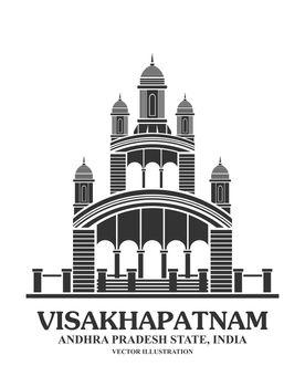 Kali temple landmark in Visakhapatnam