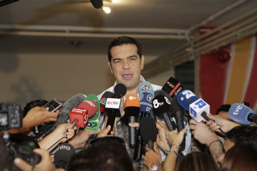 GREECE - ATHENS - ELECTION