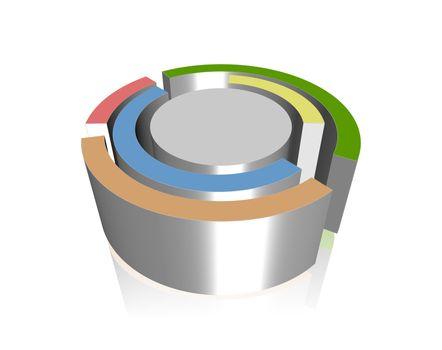 Shiny design element