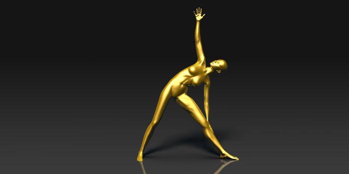Yoga Pose, the Full Sun Salutation Basic Poses Guide