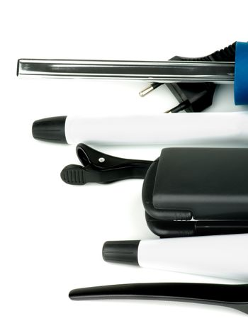 Comb and Hair Styling Equipment