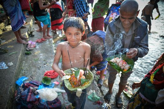 NEPAL - POVERTY - FATHER'S DAY