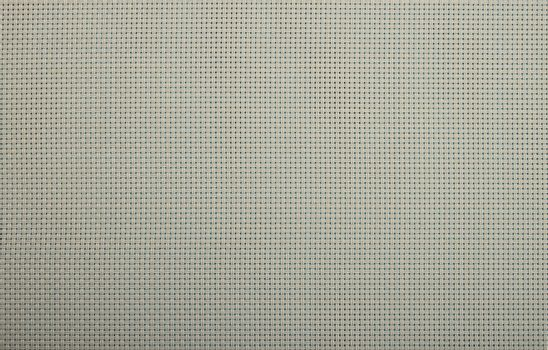 Background texture of grey wicker braided plastic double strings
