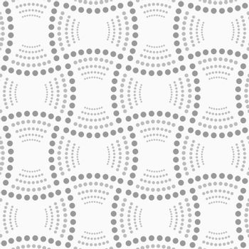 Dotted rectangles with dotted arcs