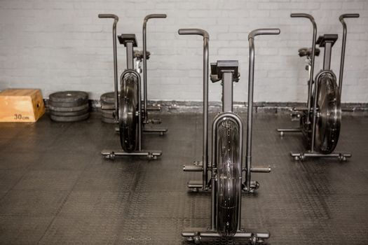 Exercise cycle and equipment