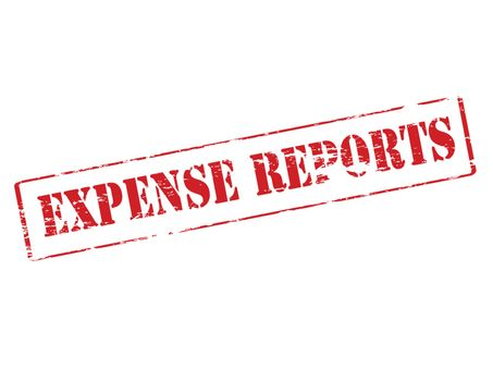 Expense reports