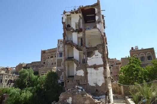 YEMEN - WAR - SAUDI ARABIA - ATTACK
