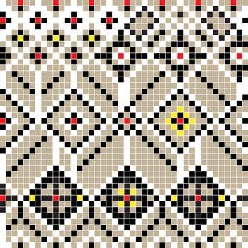 balkan pattern