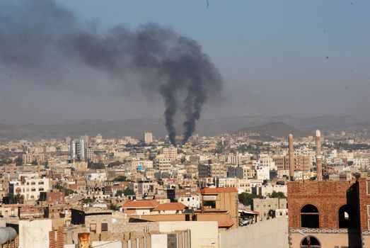 YEMEN - MILITARY - WAR - SAUDI ARABIA