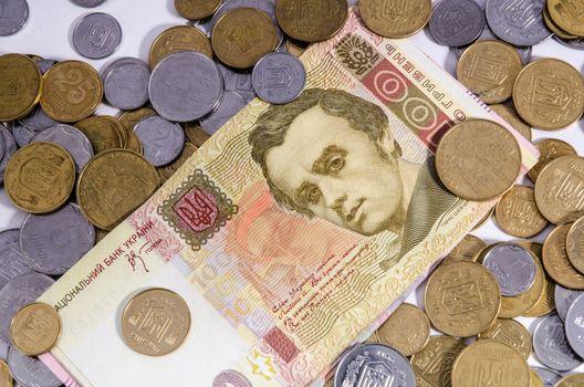 Ukrainian money
