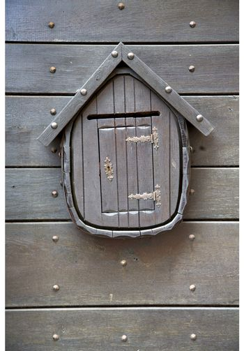 post mail a  brown knocker door curch  lombardy italy  varese az