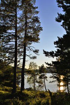 Beautiful Norwegian Countryside.