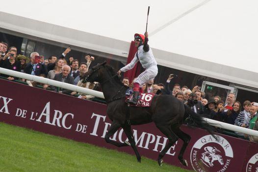 FRANCE - PARIS - EQUESTRIAN