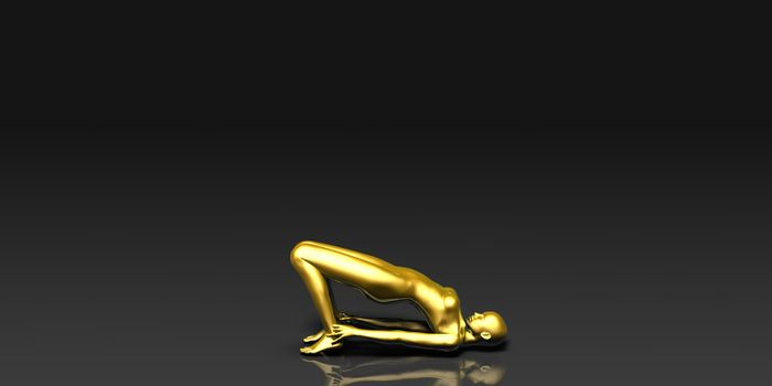 Yoga Pose, the Bridge Basic Poses Guide