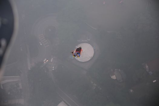 BASE JUMP - MALAYSIA - KUALA LUMPUR