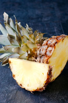 Healthy pineapple