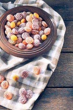 Homemade bonbons