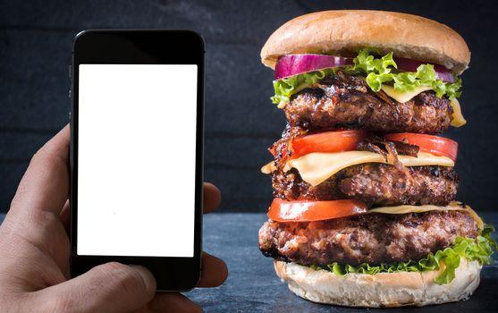Food order concept
