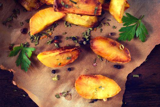Tasty potato