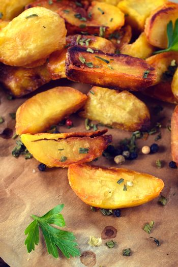 Fried pototoes
