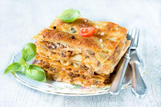 Lasagna time