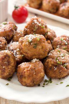 Gourment balls
