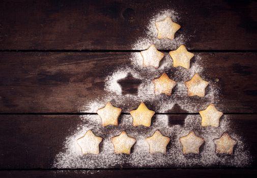 Cookies tree