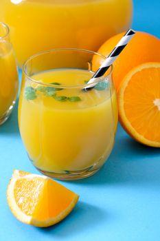 Orange juice time