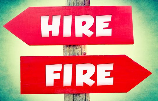 Hire or fire